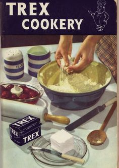 Sadly, these giant dinosaurs are now extinct, but here is an interesting book of recipes from a time when they were still fairly common.