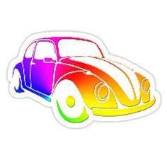 vw hippie beetle - Google zoeken