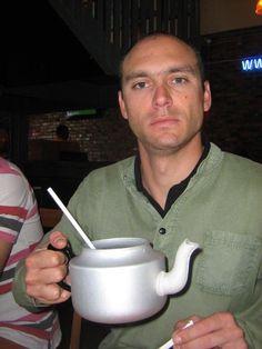 Teapots at Primi