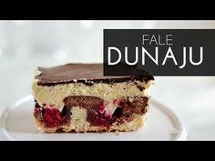 Ciasto fale dunaju - jak zrobić? - YouTube