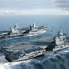 Bristish Aircraft Carriers