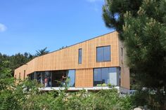 Prix Archinovo Saint-Gobain - Prix de la nouvelle maison d'architecte en france - Mickael Tanguy