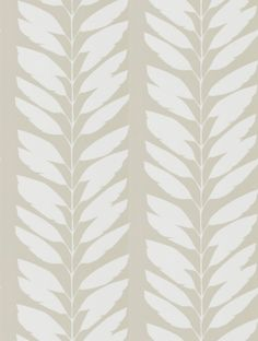 Malva  in parchment, a feature wallpaper from Scion, featured in the Lohko collection.