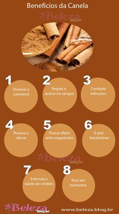 Beneficios da Canela Health Diet, Health And Nutrition, Health And Wellness, Health Fitness, Smoothies Detox, Light Diet, Food Hacks, Healthy Lifestyle, Good Food