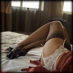 stockings in the afternoon~women should dress like this not like men