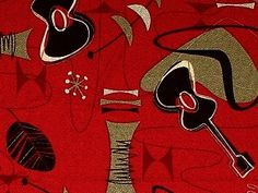 Midcentury Curtains, Drapery Fabric, Mid Century Design, Brick, Minnie Mouse, Pillows, Pets, Disney Characters, Pattern
