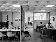 TAC offices, cambridge, massachusetts, 1967