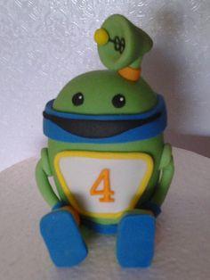 Bot, Team Umizoomi Cake