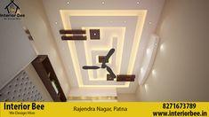 Simple False Ceiling Design, Pvc Ceiling Design, Interior Ceiling Design, Drawing Room Ceiling Design, Ceiling Design Living Room, Bedroom False Ceiling Design, Plafond Staff, House Wall Design, Pop Design For Hall