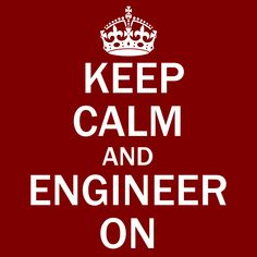 Keep Calm And Engineer On T-Shirts, Hoodie Jackets, Tank Tops, and V-Necks Available Now   #Engineer #Hoodie #VNeck #Engineering #EngineeringLife #Engineers #Tank #TShirt #Jacket #EngineeringOutfitters