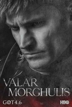 "Jaime Lannister | These New ""Game Of Thrones"" Posters Will Give You A Sense Of Foreboding"
