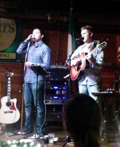 Acoustic by Candelight 2012 Tour Review, Ryan Kelly, Neil Byrne (Celtic Thunder)