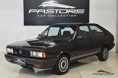 VW Passat GTS Pointer 1989 . Pastore Car Collection