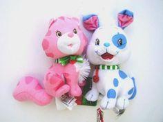 Strawberry Shortcake Custard Cat and Pupcake Dog Small Plush Doll Stuffed Toy, Great gift idea. Strawberry Shortcake,http://www.amazon.com/dp/B002QVAB8W/ref=cm_sw_r_pi_dp_Ffy5sb19BVXDYB6Y