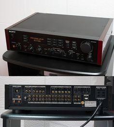 Sony ES TA-E77ESD (#37) | by mastercontrolmedia