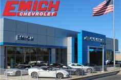 Emich Chevrolet in Lakewood Colorado - Image by: emichchevrolet.com