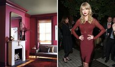 Pantone's 2015 Color of the Year: Marsala - The Interior Collective Pantone 2015, Pantone Color, Color Of The Year, Marsala, Color Trends, Dining Rooms, Hue, Interior Decorating