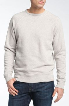 $98 AG Jeans Cotton Sweatshirt | Nordstrom