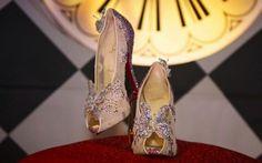 Louboutin - Cinderella shoes