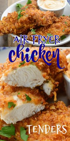 Air Fryer Cornflake Chicken Tenders Roasted Pumpkin Seeds, Roast Pumpkin, Easy Family Meals, Family Recipes, Mustard Bbq Sauce, Cooking Time, Cooking Recipes, Air Fryer Chicken Tenders, Fried Apples