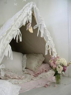 My daughter's really want a tent like this x