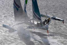 "Roun Britain and Ireland: ""Oman Sail – Mussandam"" lidera la flota"