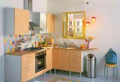 Modelos de Cocinas Pequeñas Sencillas - Para Más Información Ingresa en: http://fotosdecasasbonitas.com/modelos-de-cocinas-pequenas-sencillas/