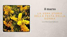 8 marzo e la vera storia della Festa della Donna