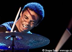 Deantoni Parks - drummer, long-time friend, freak of nature (in the best way possible)