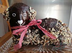 Kafíčkový dort s ořechovým těstem Burlap Wreath, Nutella, Food And Drink, Latte, Sweets, Halloween, Desserts, Decor, Hampers