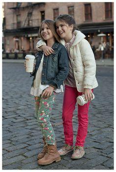 Mimo & Co   Campaña Girls Invierno 2013