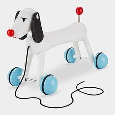 Yoshitomo Nara: My Sweet Dog Pull Toy | MoMAstore.org
