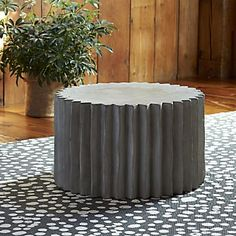 Get unlimited furniture delivery from Crate & Barrel for a flat fee. Find coffee, console and side tables that you'll love to use. Pedestal Coffee Table, Coffee Table Legs, Unique Coffee Table, New Furniture, Garden Furniture, Outdoor Furniture, Outdoor Decor, Mountain Home Exterior, Best Coffee Maker