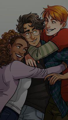 'Harry Potter' Fan Art Looks to Diversify J.K. Rowling's Work