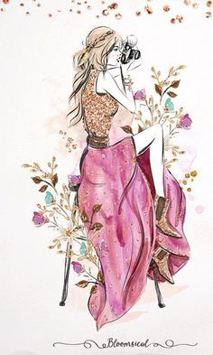 @bloomsical.etsy.com| Be Inspirational ❥|Mz. Manerz: Being well dressed is a beautiful form of confidence, happiness & politeness