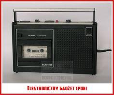 Elektroniczny gadżet epoki