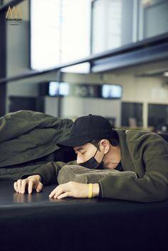 Park ngủ gật #parkhaejin