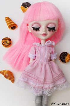 """Sweety by Selina Bittersweet on Flickr. Tangkou """"England"""" doll."""