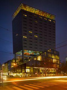 Sofitel Vienna Stephansdom | Ateliers Jean Nouvel | Slide show | Architectural Record