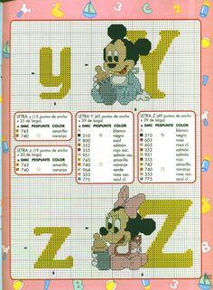 Gallery.ru / Фото #19 - punto de cruz Disney 7 - anfisa1