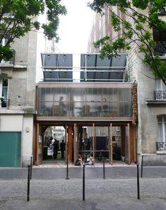 Passage 56, by Atelier d'Architecture Autogérée