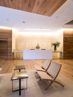 El tiempo pasa volando, parece que fue ayer cuando publicamos la notica de la espectacular fachada ventilada realizada con KRION®, en el Hotel Zenit,...