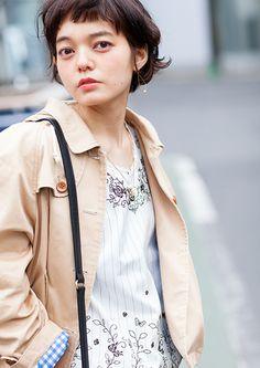 FUDGE.JP – axes femme Special Snap No.01