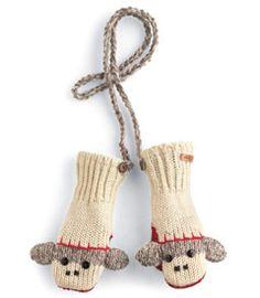 Who doesn't love sock monkeys?!?!