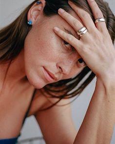 Odell Rings, Aten Studs, Ray Earrings… All online now www.katejones.us #ursamajorjewelry