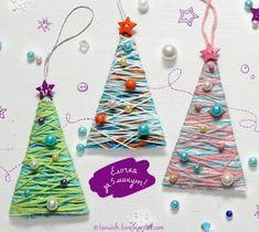 Binnenkort is het weer Kerstmis. Maar kleine kinderen en mooie, breekbare kerstballen zijn niet altijd een goede combinatie. Haal het knutselgerief maar boven, want hier zijn 4 ideeën die je samen met je kinderen in elkaar kunt steken om de kerstboom kindvriendelijker te maken. Perfect om te doen op die grijze zondag. Kerststerren on a budget …