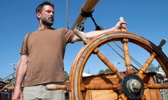 "BILLY CAMPBELL, a leading man in AMC's newest drama, ""The Killing"" (its second season starts April 1), didn't have much sailing experience before 2000 when he signed up to be part of the crew of the Sorlandet, a 186-foot Norwegian square-rig sailing ship built in 1927."