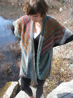 I think this would be great for summer in the mountains/cool evenings!