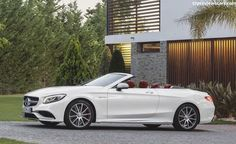 2017 Mercedes-Benz S65 AMG Cabriolet for sale Photo Background Wallpaper
