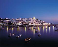 Ferragudo, Algarve.